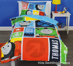 thomas and friends quilt cover set