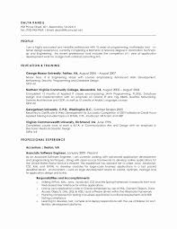 Professional Acting Resume Inspirational 51 Elegant Acting Resume ...