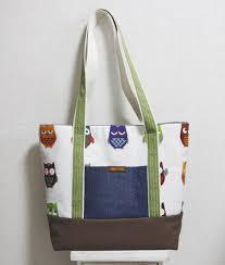 Tote Bag Pattern Extraordinary DIY Canvas Tote Bag DIY Tutorial Ideas