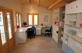 garden office interiors. wonderful office a beautiful garden office by garden affairs is made even more attractive  and usable bear on office interiors o