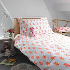 dusky pink single duvet cover sweetgalas