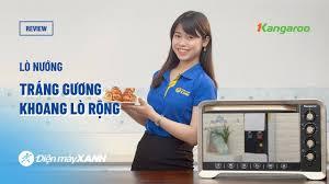 Lò nướng Kangaroo thiết kế sang trọng, khoang lò rộng ( KG4001) • Điện máy  XANH - YouTube