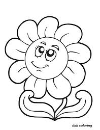Small Picture Fancy Flower Coloring Pages Printable 70 With Additional Seasonal