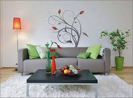 Living Room Paint Designs Wall Painting Designs For Living Room India Home Interior Design