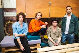 In the studio with Mystery Jets | DIY