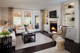 image of small decorating ideas for cape cod style house