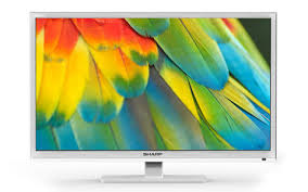 <b>LED</b>-<b>телевизор SHARP LC</b>-24CHF4012EW
