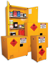 Yellow Flammable Cabinet Chemical Storage Cabinets Nz Roselawnlutheran