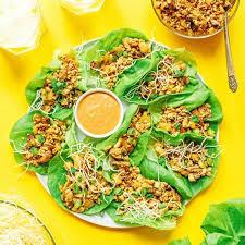 copycat pf changes vegan lettuce wraps