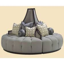 Round Sofa Chair Living Room Furniture Sofa Admirable Round Sofa Together Marge Carson Mirage Round