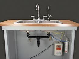 complete instant hot water filter system
