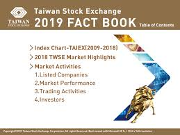 Fact Booktaiwan Stock Exchange Corporation