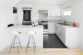 kitchen modern. Neolith Countertops In The Open Kitchen And Details Like Flush Minimal Baseboard Contribute To Modern
