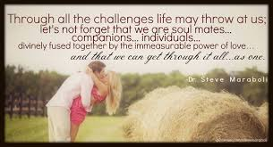 Quotes About Challenges Simple Quote By Steve Maraboli €�Through All The Challenges Life May Throw