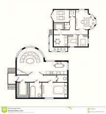 modern office plans. Office Interior Design Layout Plan Plants Architect Architectural Construction Drawing Engineering Furniture Modern Plans