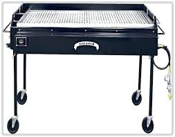 inch outdoor flat top gas grill griddle n 2 propane for cast iron