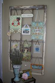 Decorate With Old Windows Ava Blake Creations Vintage Windows And How To Decorate Them