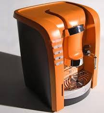 orange italian kitchen