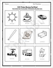 No physical items will be mailed to you.** Three Letter Words Worksheets Printables Englishbix