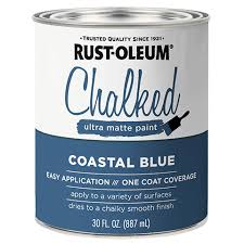 Rust Oleum Chalked Paint Brush On