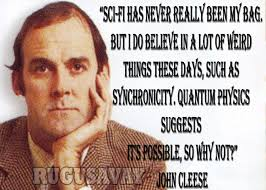 Hand picked seven lovable quotes by john cleese photo English via Relatably.com