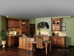 Merillat Kitchen Cabinets Merillat Classicr Labelle In Maple Toffee With Java Glaze Merillat
