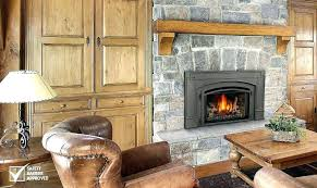 cost to convert wood burning fireplace to gas gas fireplace conversion cost a bright fire burning