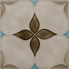 6X6 Decorative Ceramic Tile Motif E 600X600 Pratt Larson 16