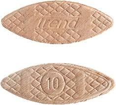 <b>Trend</b> Beech Biscuits - 1000 <b>No 10</b> size: Amazon.co.uk: DIY & Tools