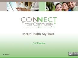 Ppt Metrohealth Mychart Powerpoint Presentation Free