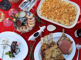 holiday dinner order your holiday meals in manhattan beach digmb