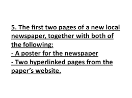 Powerpoint Newspaper Clipping Template Newspaper Powerpoint For Class Presentation