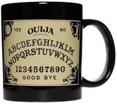 Ouija Board Coffee Table Ouija Board Coffee Mug Sourpuss Clothing