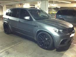 All BMW Models blacked out bmw x3 : SG X5 M / ADV's / Vorsteiner / Blackout - Page 3