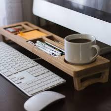 vibrant ideas wooden desk organizer ippinka ash with drawers uk diy india sets