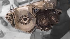 suzuki rm engine rebuild