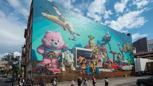 learn cincinnati history and see all of our murals up close with this tour