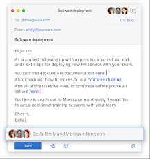 Creat E Mail Create Shared Email Drafts On Iphone Ipad And Mac Spark