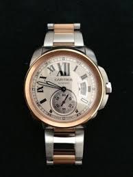 calibre de cartier wristwatches mens cartier watch