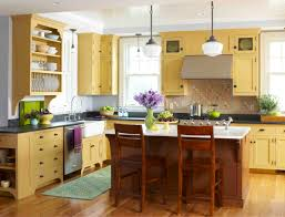 Yellow Kitchen White Cabinets White Kitchen Cabinets Yellowing Quicuacom
