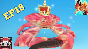 TASMANIAN GIANT CRAB EPISODE 18 - KING ...