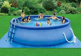 above ground inflatable pool. Modren Above In Above Ground Inflatable Pool X