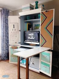 office desk armoire. Perfect Desk Nice Office Desk Armoire 1 In I
