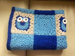 Owl Afghan Crochet Pattern Free Magnificent Design