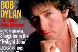 Bob Dylan Recovering Christian Rolling Stone