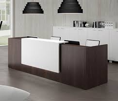 office reception table. Madrid Reception Desk Office Table