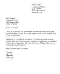 Ideas Of Accept Job Offer Sample Also Acceptance Letter Via