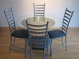 ikea glass table glass dining table table design ideas round dining table ikea glass table cover