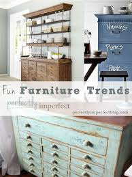 trends in furniture. furniture trends perfectly imperfect painted in c