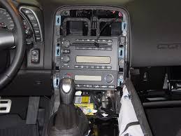 2005 2013 chevrolet corvette car audio profile C6 Corvette PCM corvette c6 with radio removed
